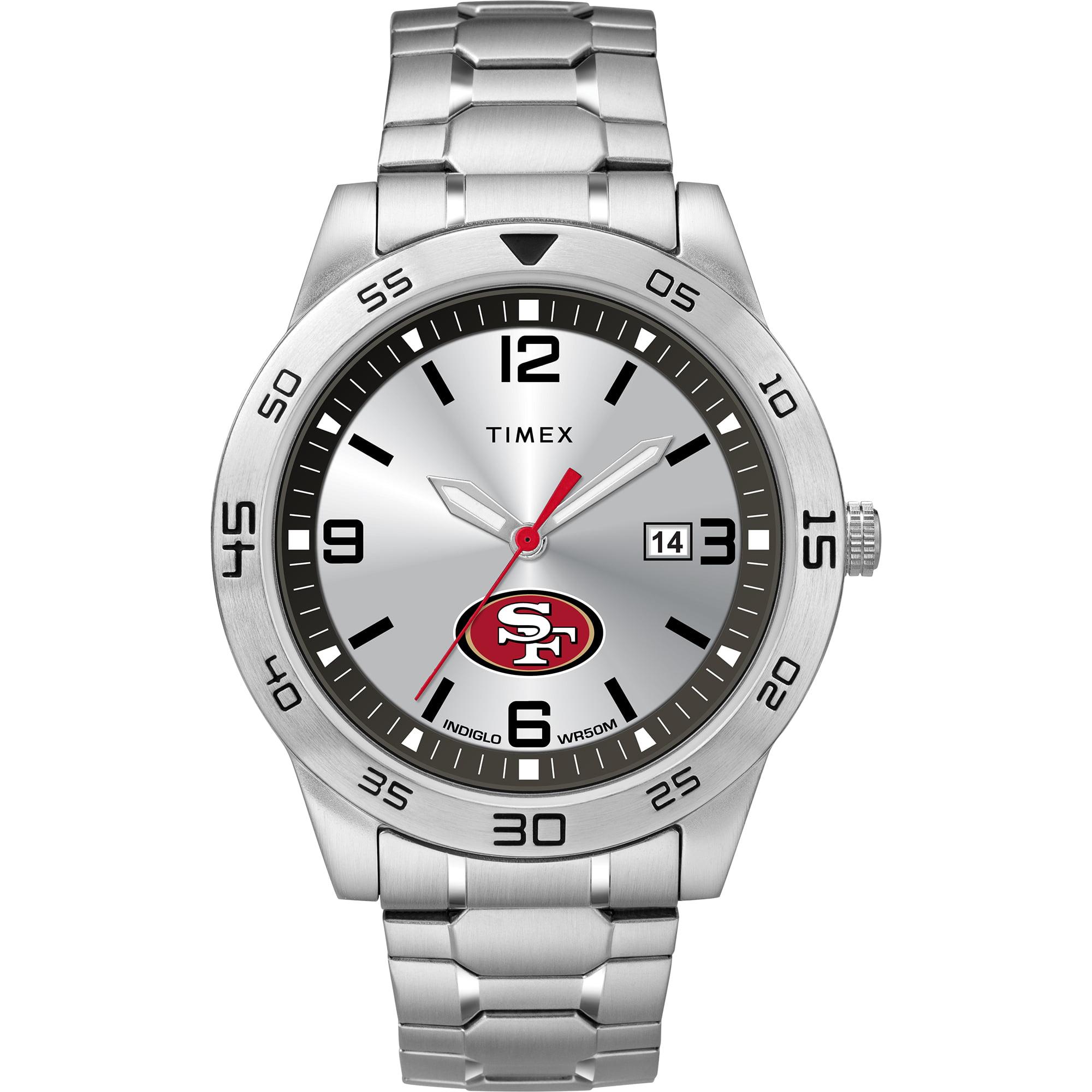 Timex - NFL Tribute Collection Citation Men's Watch, San Francisco 49ers