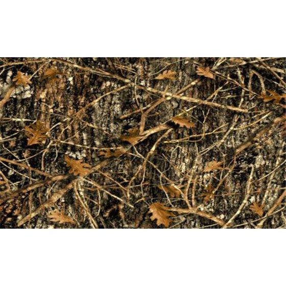 Custom Printed Rugs Concealed Brown Camo Fall Brown