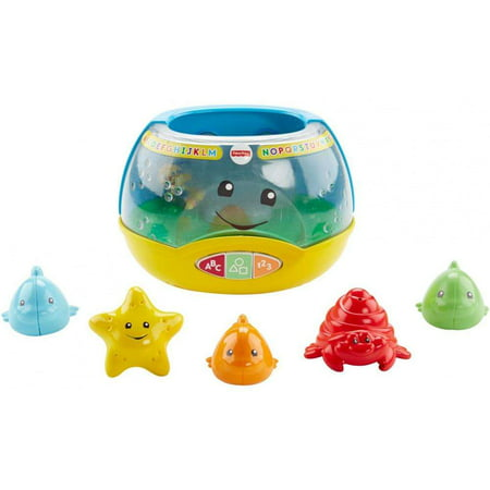 Fisher Price Laugh   Learn Magical Lights Fishbowl