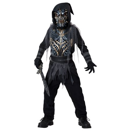 Child Death Warrior Costume - Male Warrior Costume