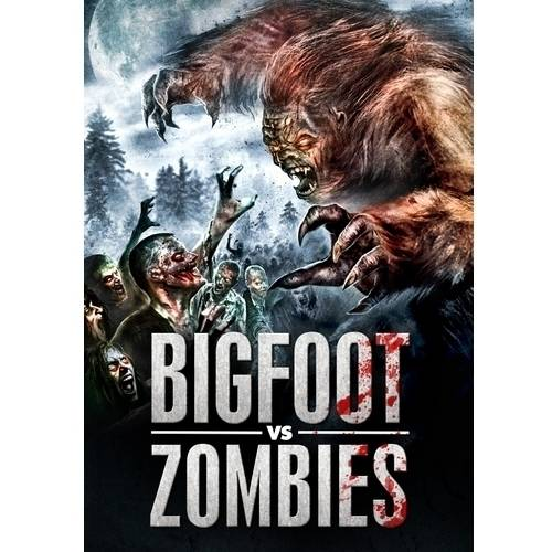 Big Foot vs. Zombies (DVD) by Music Video Dist