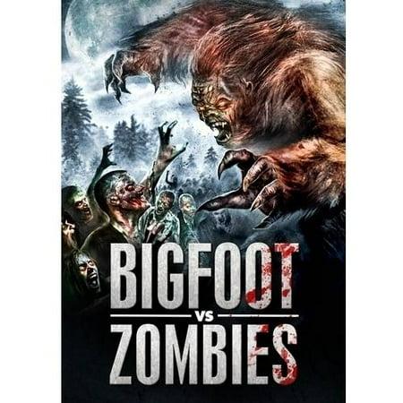 Big Foot vs. Zombies (DVD) - Big Daddy Zombie