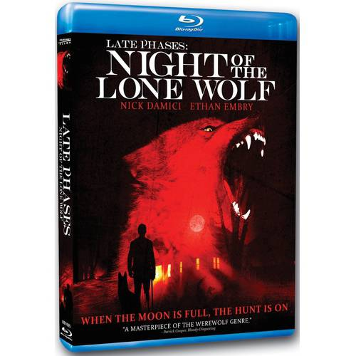 Late Phases: Night Of The Lone Wolf (Blu-ray)
