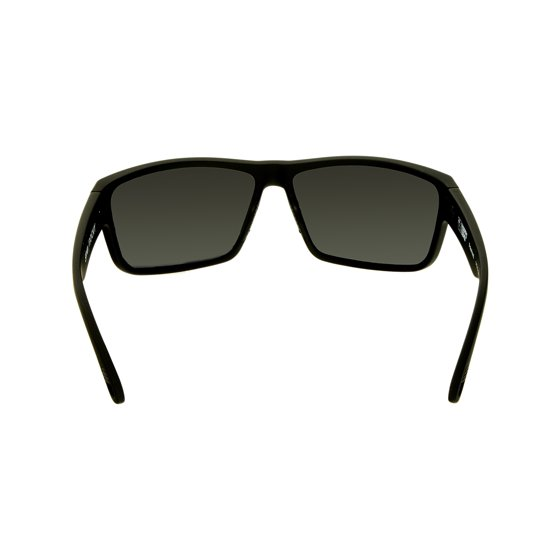4891d2c14d Spy Men s Polarized Rocky 673248374864 Black Rectangle Sunglasses -  Walmart.com