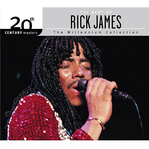 20th Century Masters: The Millennium Collection - The Best Of Rick James (Eco-Friendly Package)