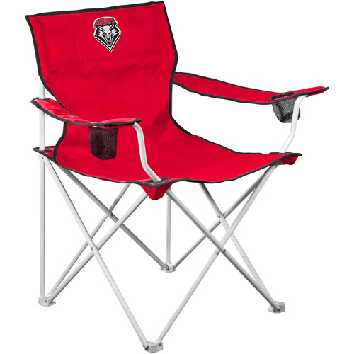 Logo Chair NCAA New Mexico Deluxe Chair