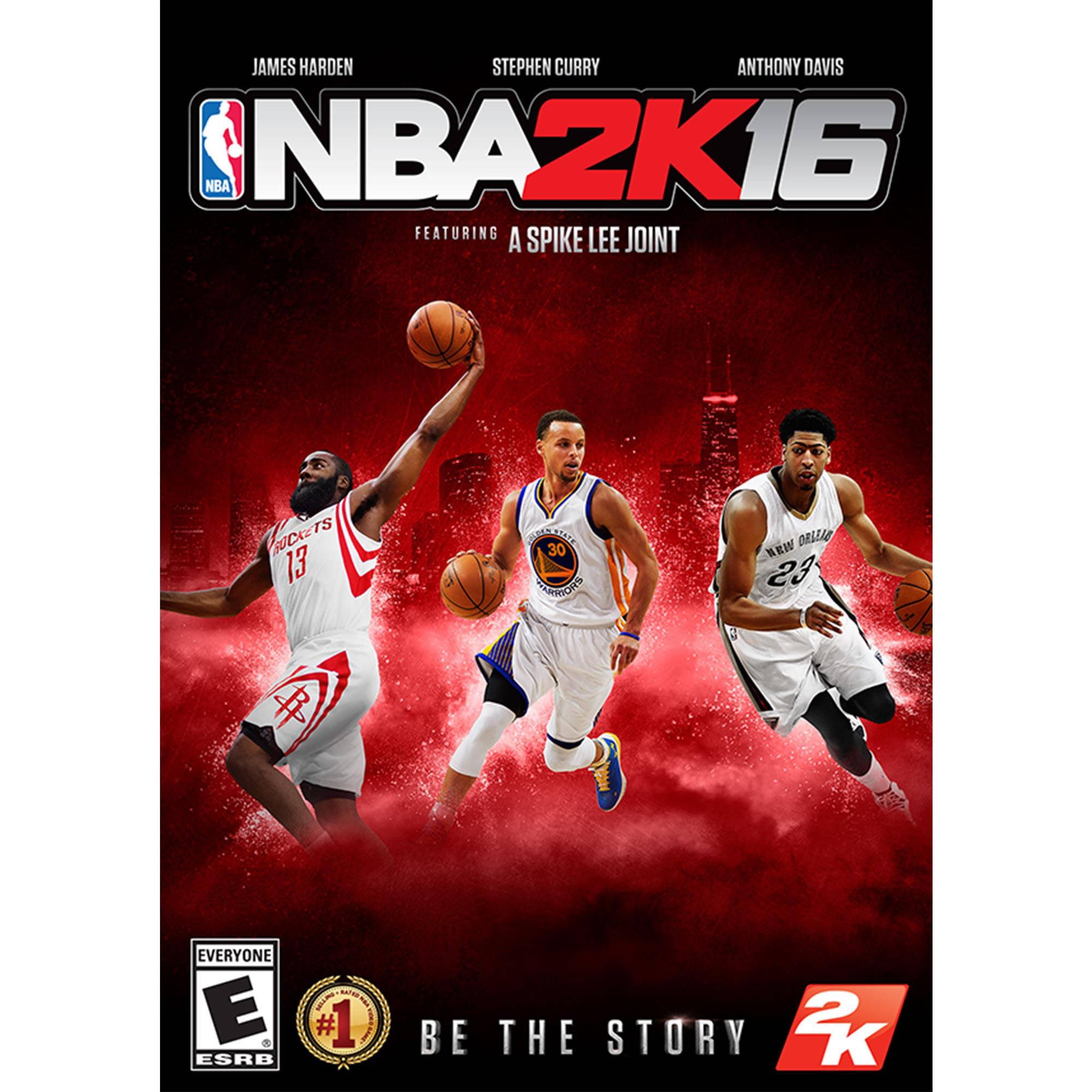 NBA 2K16 (PC) (Digital Download)