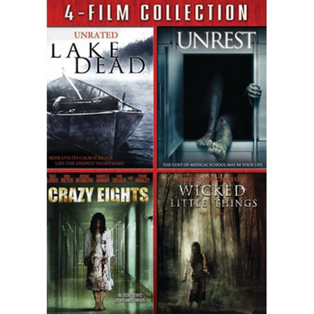 Halloween Crazy 8 (Lake Dead / Unrest / Crazy Eights / Wicked Little Things)