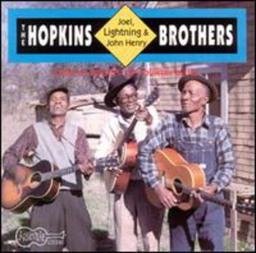 Hopkins Brothers - Lightnin' Joel & John Henry [CD]