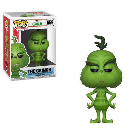 Funko Pop! Movies - The Grinch Movie: The - Grinch Head