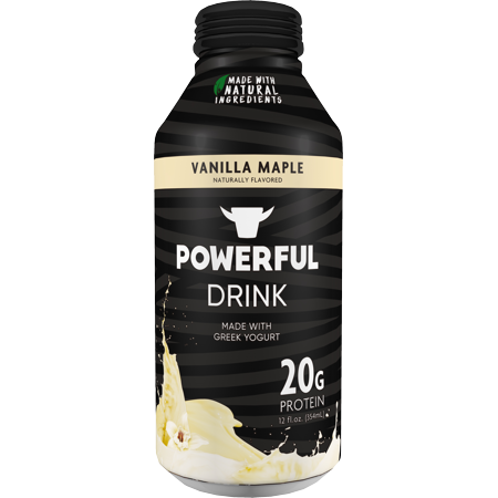 (3 Pack) Powerful Vanilla Maple Greek Yogurt Protein (Health Benefits Of Greek Yogurt With Honey)