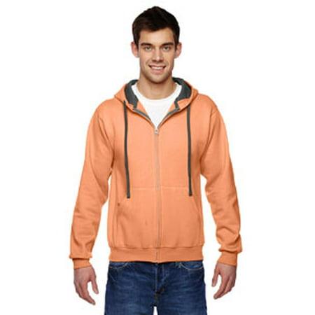 Fruit of the Loom Adult 7.2 oz. SofSpun® Full-Zip Hooded Sweatshirt Coach Adult Hooded Sweatshirt