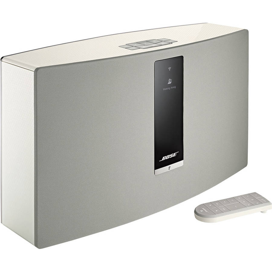 Bose SoundTouch 30 Series III Wireless Music System, White by Bose