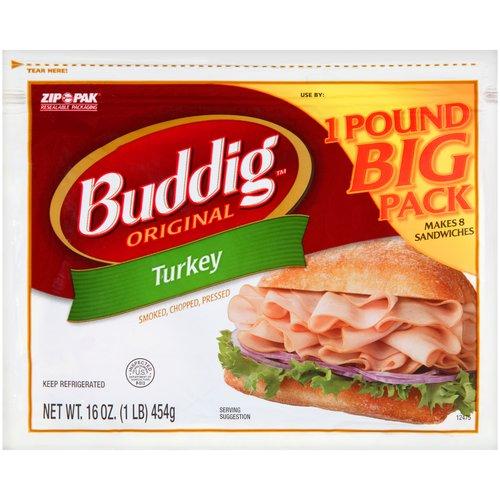 Buddig Original Turkey, 16 oz