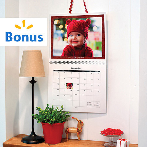Photo Calendars, 12 and 18 Month