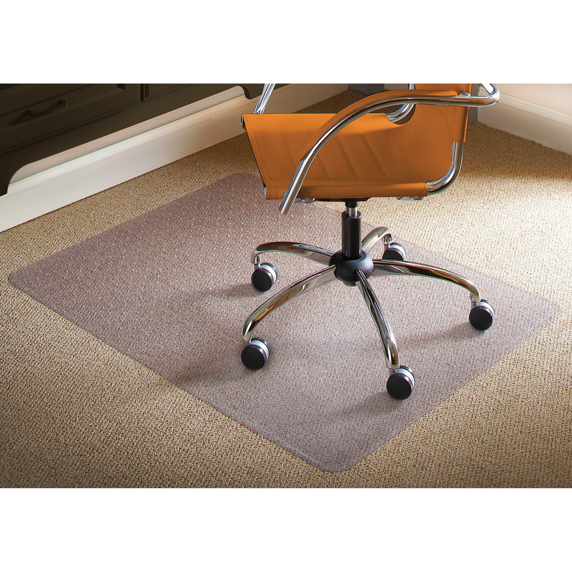 ES Robbins Natural Origins 46 x 60 Chair Mat for Low Pile Carpet Rectangular - Walmart.com  sc 1 st  Walmart & ES Robbins Natural Origins 46 x 60 Chair Mat for Low Pile Carpet ...