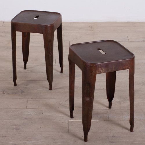 Wildon Home  Logan Accent Stool (Set of 2)