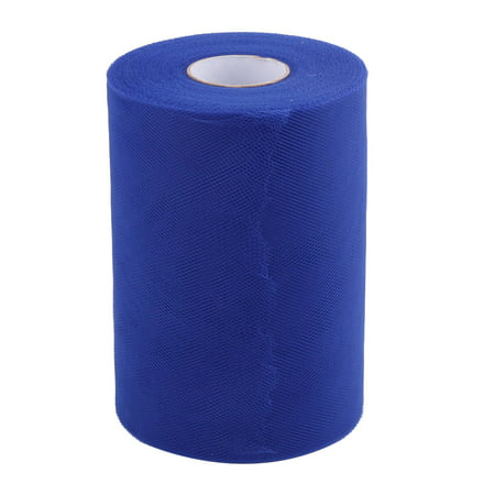 Royal Blue Tulle - Shop Dress Tutu Gift Decor Tulle Spool Roll Royal Blue 6 Inch x 100 Yards