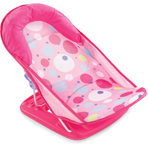 Summer Infant Deluxe Baby Bather, Dots