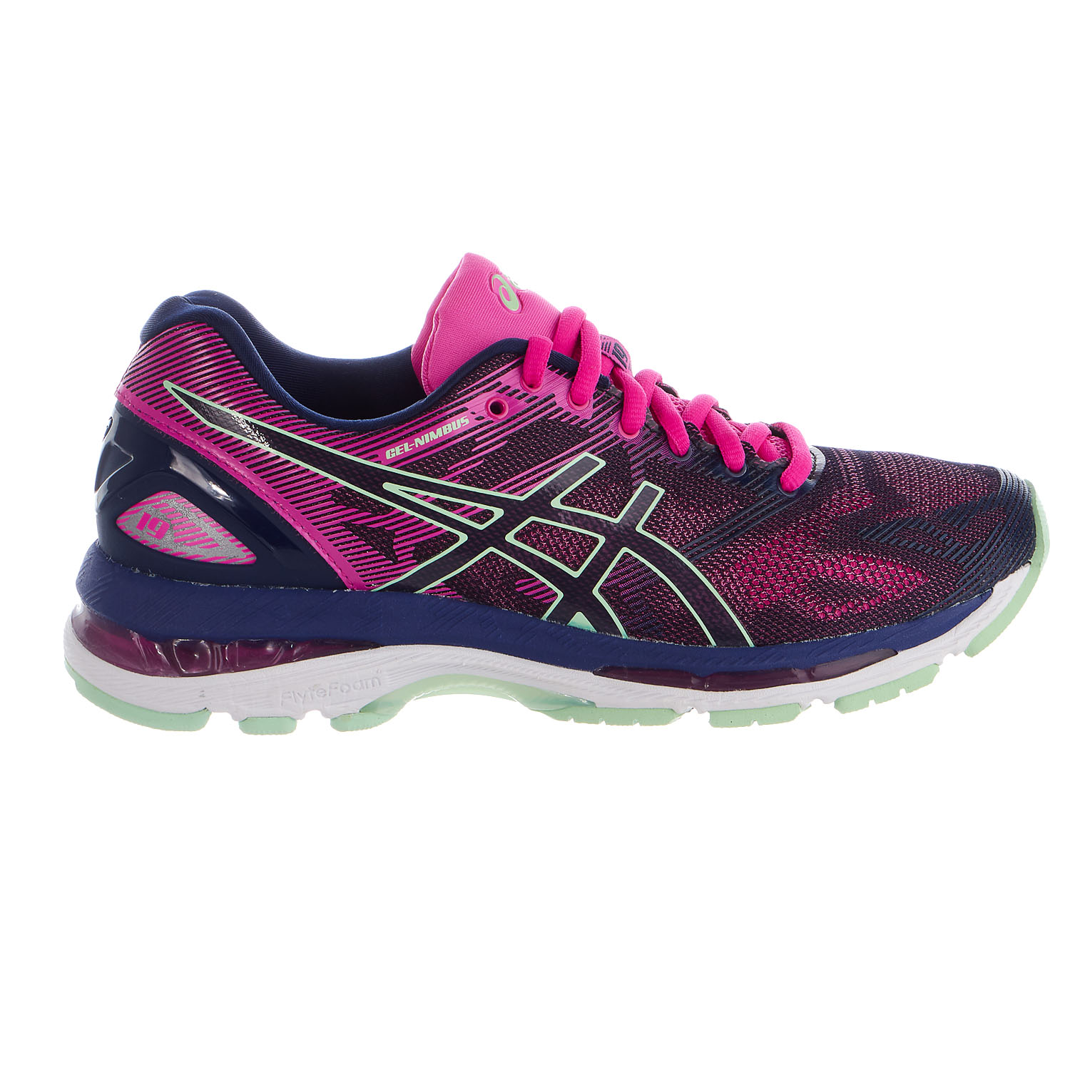 Asics Gel-Nimbus 19 Running Shoe Womens by Asics