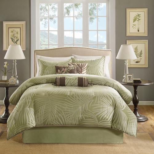 Home Essence Key West 7-Piece Comforter Set