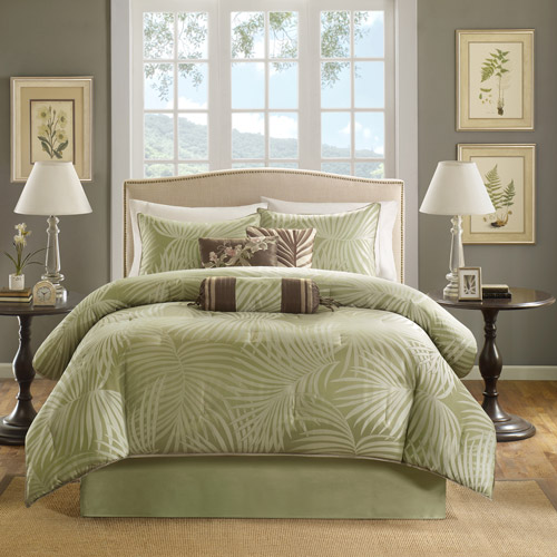 Home Essence Key West 7-Piece Comforter Set