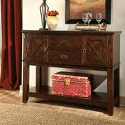 Standard Furniture Sonoma Sideboard in Oak