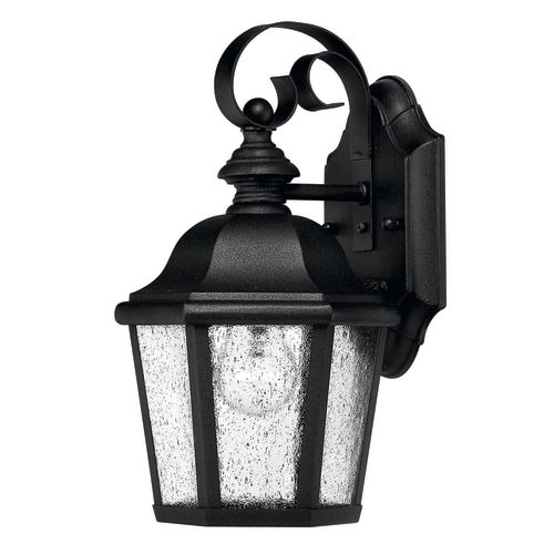 "Hinkley Lighting H1674 11"" Height 1-Light Lantern Outdoor Wall Sconce from the Edgewater Collection"