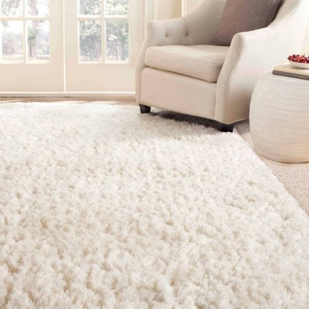 Safavieh Giselle Solid Shag Area Rug or Runner