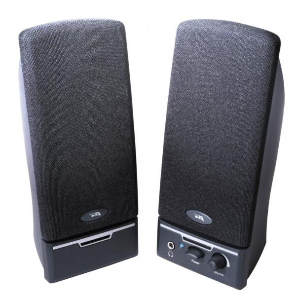 Cyber Acoustics CA-2014rb Amplified Computer Speaker System - 828476