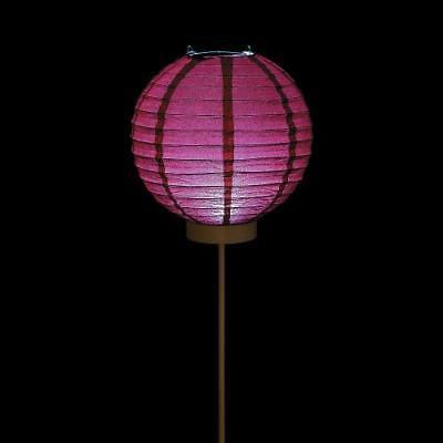 - IN-13744554 Burgundy Light-Up Paper Lantern Balloons