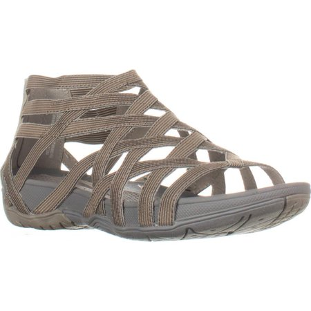 e8d5154fd92 BareTraps - Womens BareTraps Samina Caged Sport Sandals