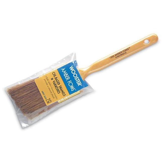 Wooster Brush Company 1233 1.5 Amber Fong Angle Sash - image 1 of 1
