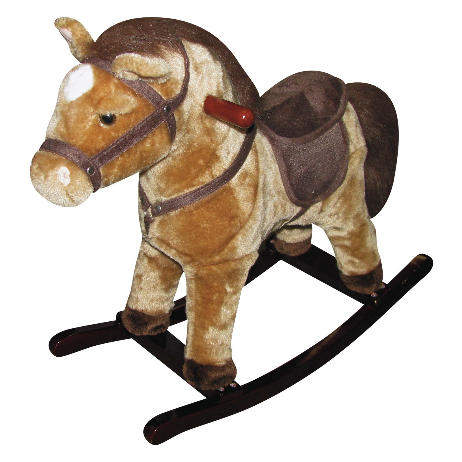 Charm Pete the Pony Rocking Horse with Sound