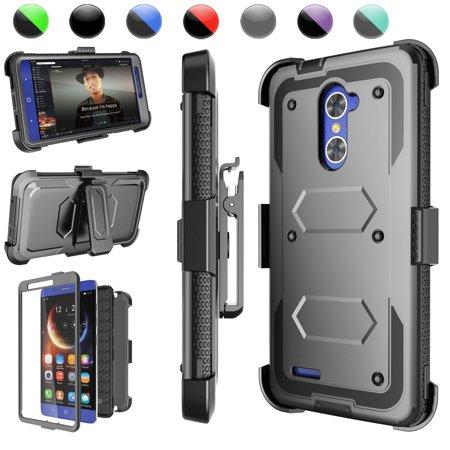 Zte Zmax Pro Case Zte Carry Case Zte Carry Holster Belt