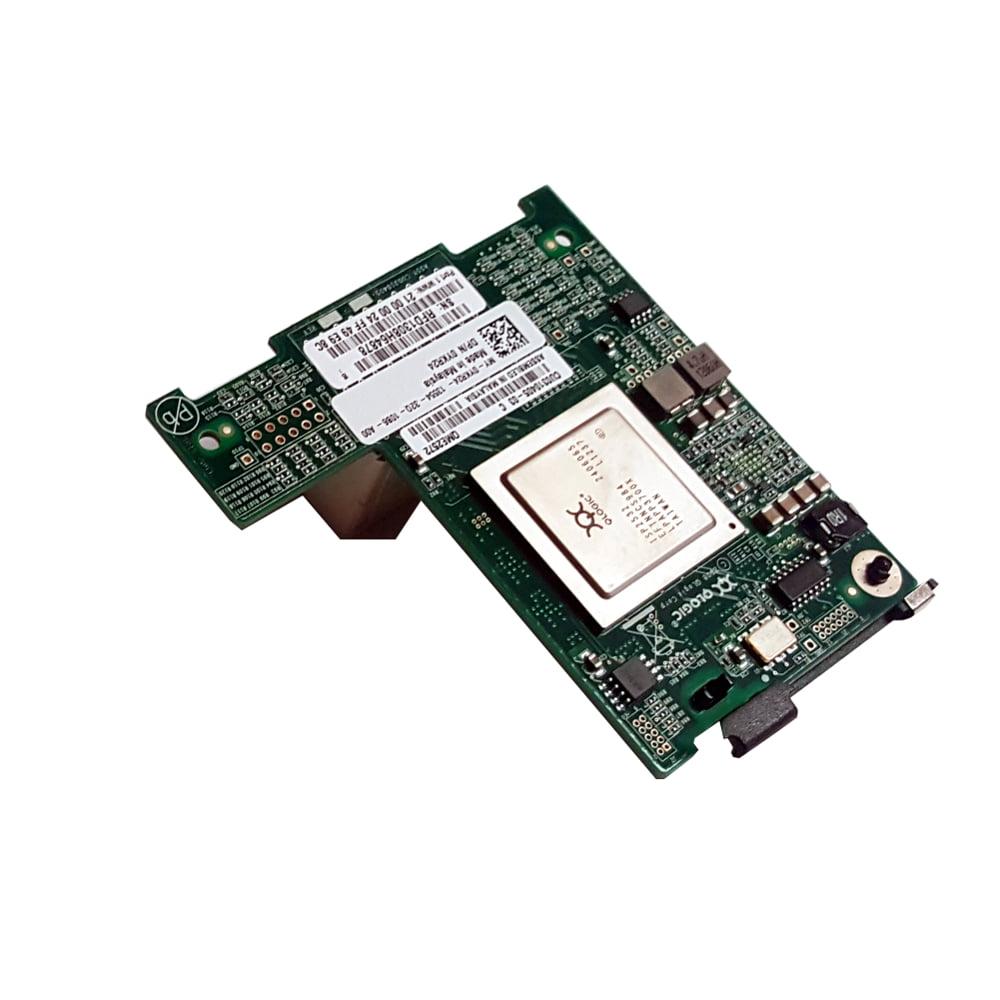 Dell QLogic QME2572 Mezzanine 8Gbp/s Fibre Channel Card YKR24 Refurbished