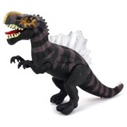 Dino Kingdom Spinosaurus Battery Operated Walking Toy Dinosaur Figure w  Realistic Movement, Lights and Sounds (Colors... by Velocity Toys