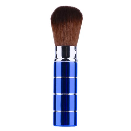 Retractable Face Brush - Makeup brush Retractable Soft Face Cheek Powder Foundation Blush Brush Makeup Cosmetic Tool