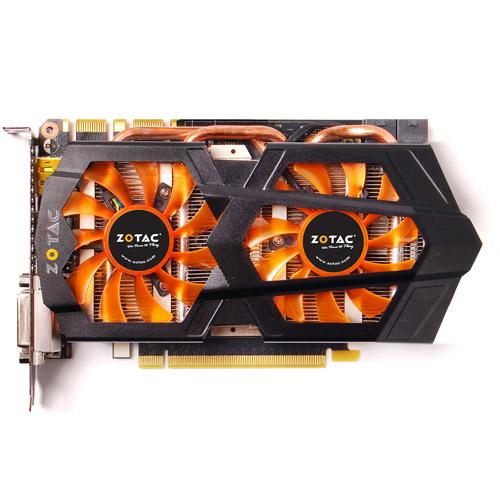 ZOTAC GeForce GTX 660 Ti 2GB GDDR5 Graphics Card