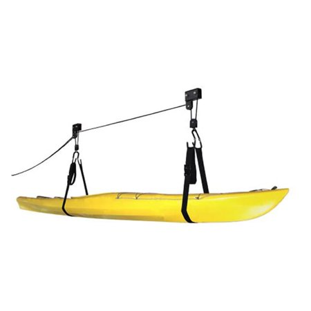 Kayak Hoist System (RAD Cycle Products Kayak Lift Hoist Garage Ladder Canoe Hoists )