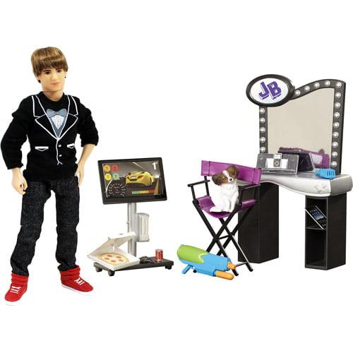 Justin Bieber Backstage Play Set