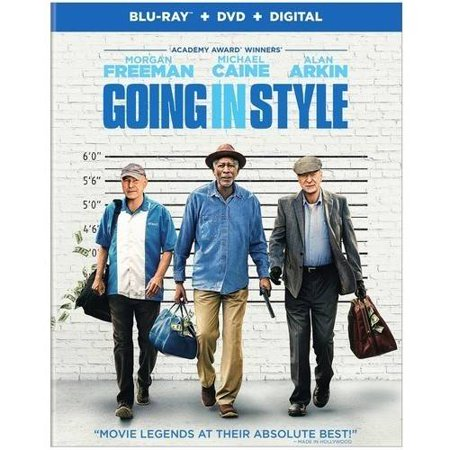 Going In Style  Blu Ray   Dvd