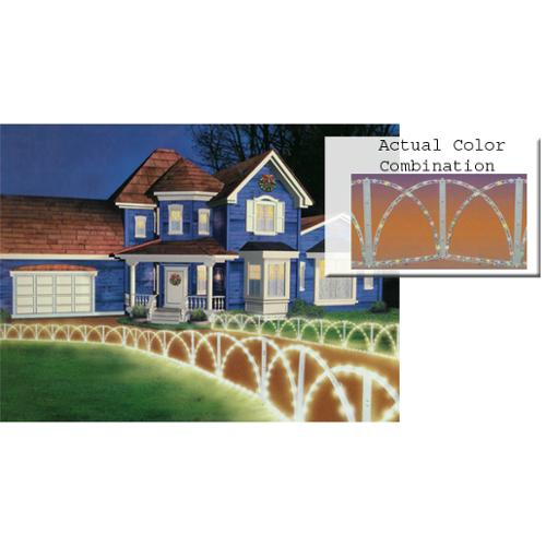 Holiday Time 300 Count Icicle Christmas Lights Multi Color