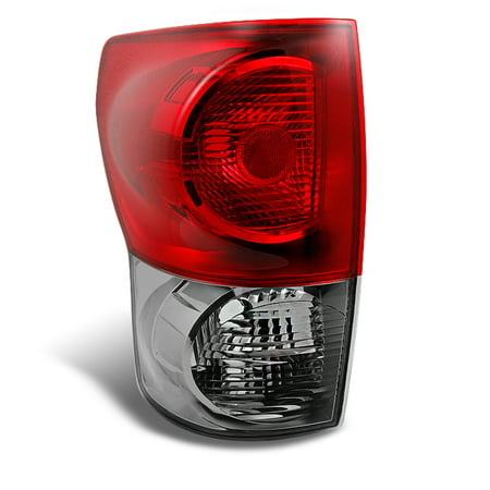 Left Side Tail Lamp Light (Fits 07-09 Tundra Taillight Brake Tail Light Lamp Driver Left Side)