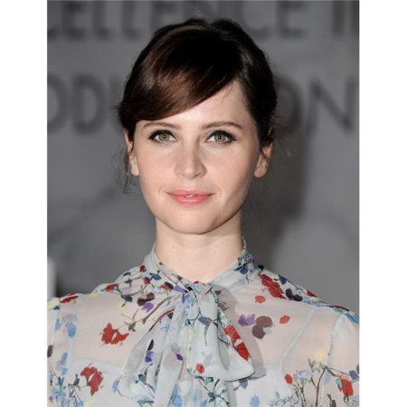 Everett Collection EVC1531J03DX047H Felicity Jones At Arrivals For 19th Annual Art Directors Guild Excellence In Production Design Awards Poster Print, Adg Poster Print, 8 x 10 - image 1 of 1