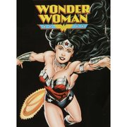 Wonder Woman Plush Blanket