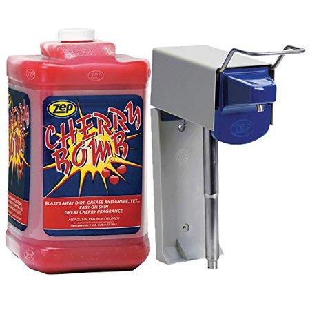 Zep 6001001 Soap Dispenser D4000 W 1 Gallon 95124 Cherry