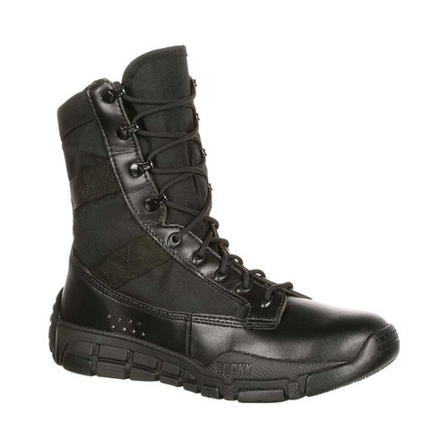 "Men's Rocky 8"" C4T Military Inspired Duty Boot RY008 by Rocky"