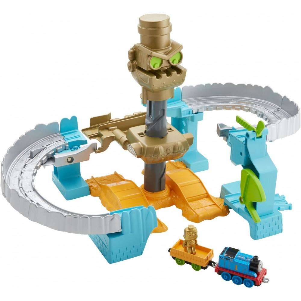 Thomas & Friends Adventures Robot Rescue Playset by Fisher-Price
