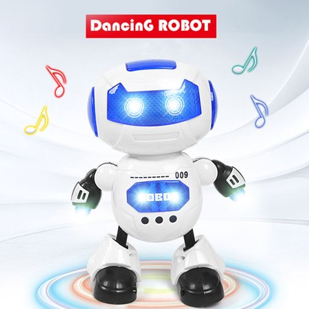 Boys Toys Electronic Walking Dancing Robot Toy - Toddler Toys - Best Gift for Boys and Girls Above 3 Years Old